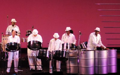 Exodus Steel Orchestra Brings the Caribbean to Japan