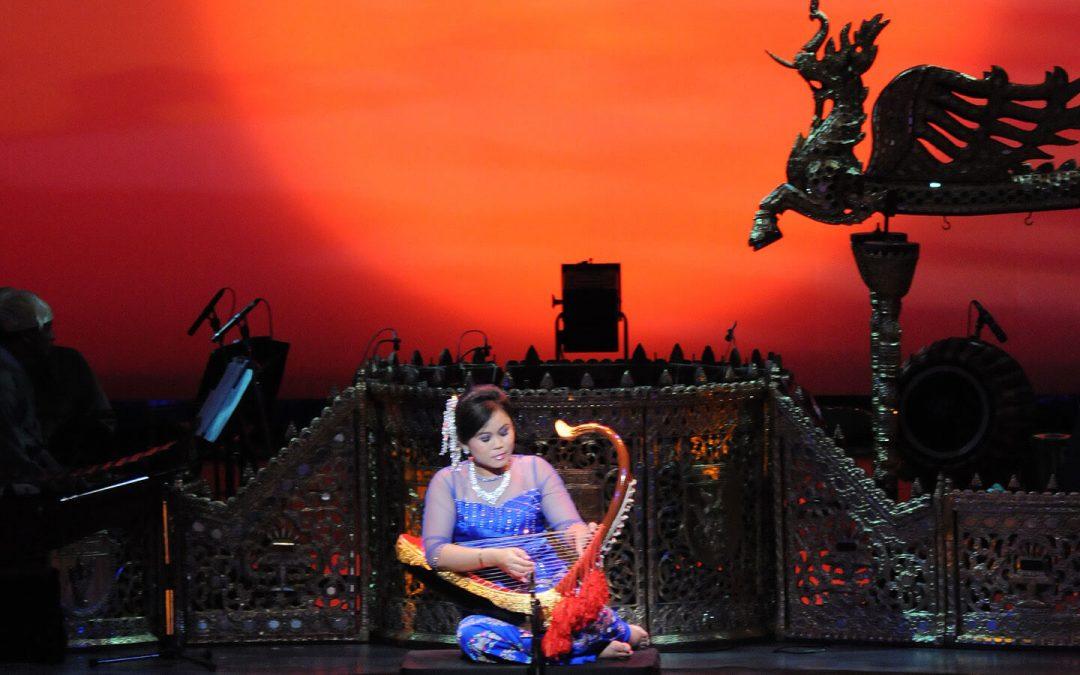 Harp of Burma Recalls the Power of Music
