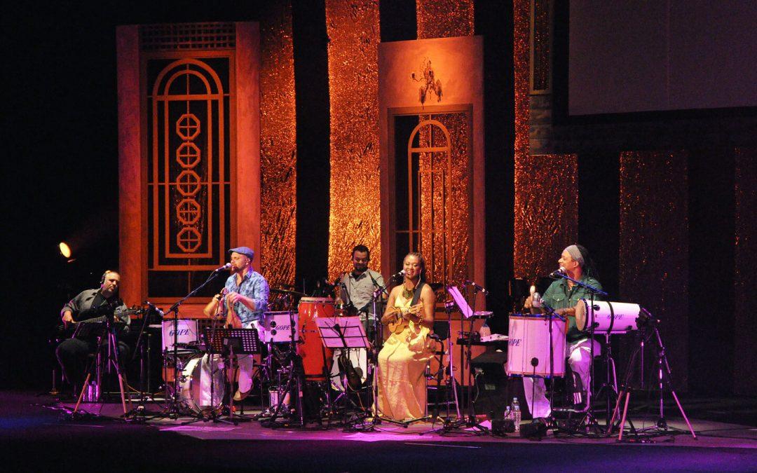 Sururu na Roda Celebrates Friendship in the Rhythm of Samba