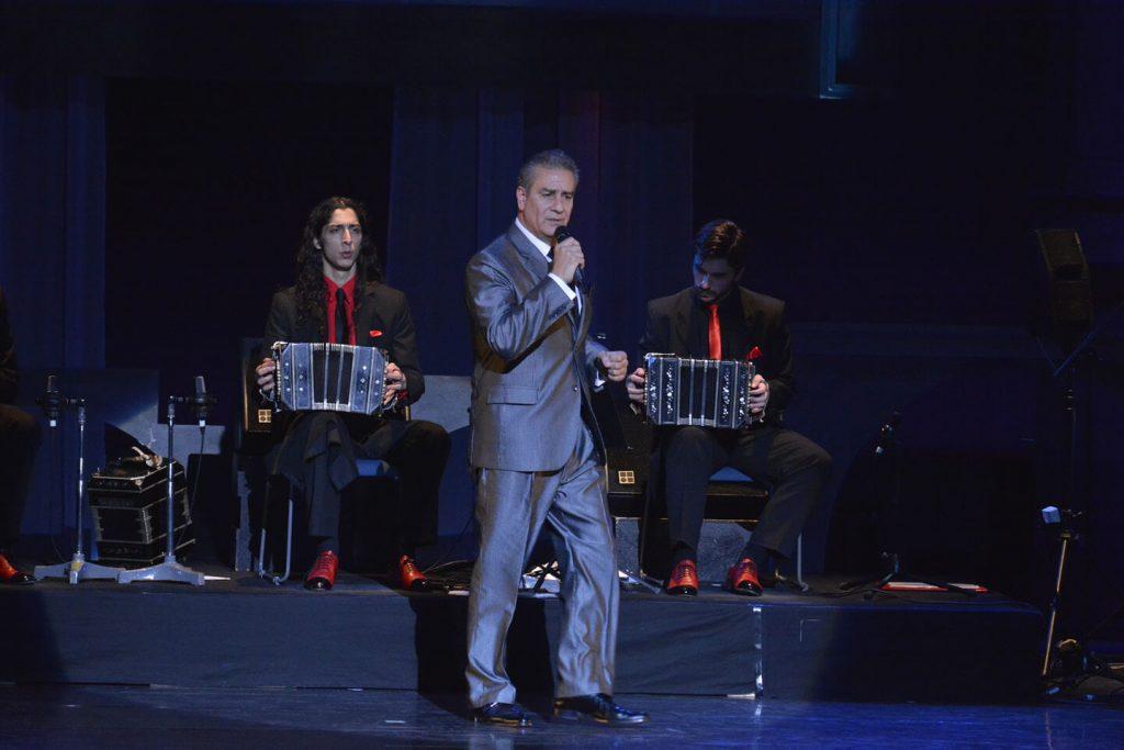 D'Arienzo in concert