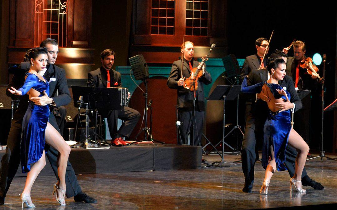 The New La Juan D'Arienzo Graces the Min-On Tango Series