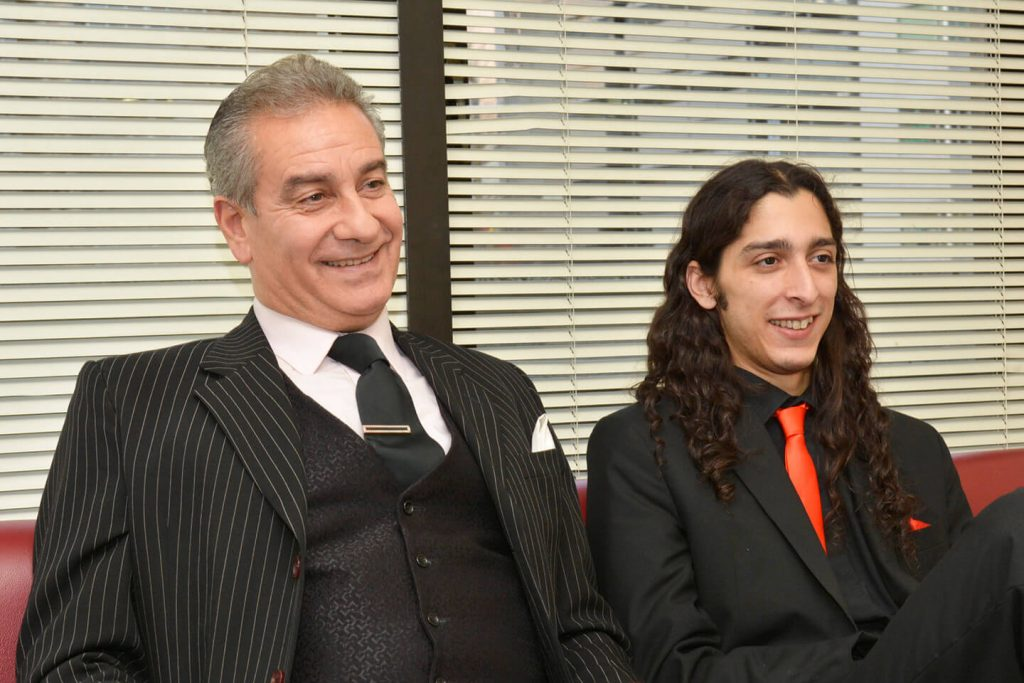Lazzari and Rodas