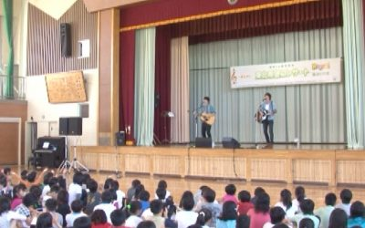 The Tohoku Hope Concerts Empower through the Power of Music