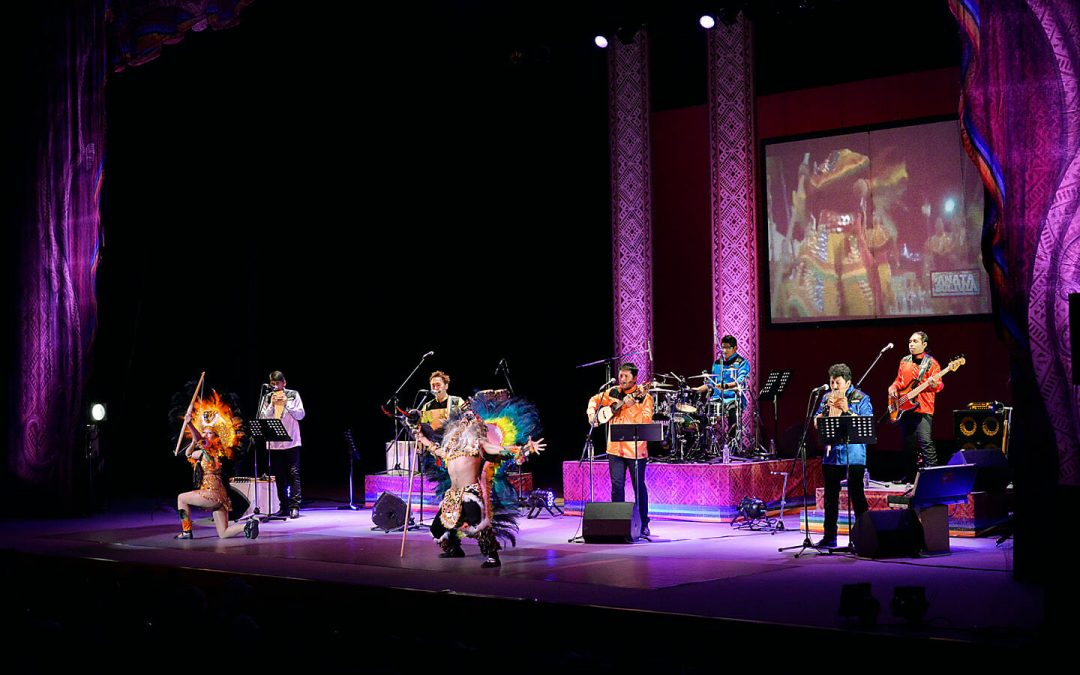 """Anata Bolivia"" Shares the Nostalgic Sounds of Andean Folklore in Japan"