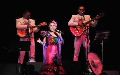 The Vibrant Sounds of Mariachi: Viva! Mexico 2015