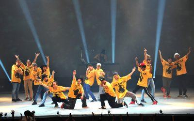An Epic Dance Showdown — The Battle 2015