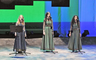 The Perunika Trio and Yantra Showcase Their Dynamic Vocal Arts