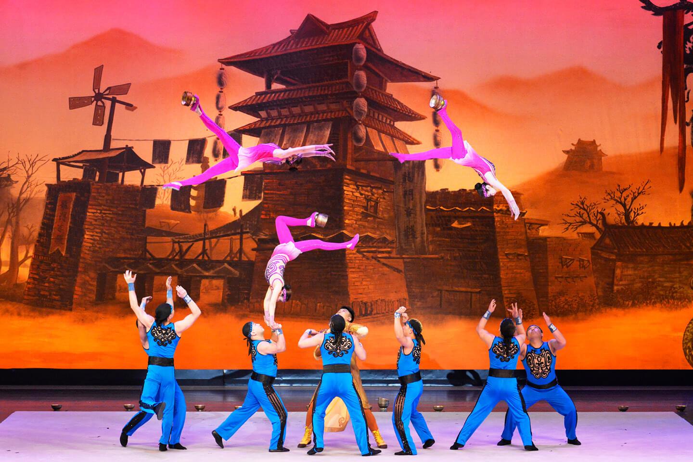 China National Acrobatic Troupe