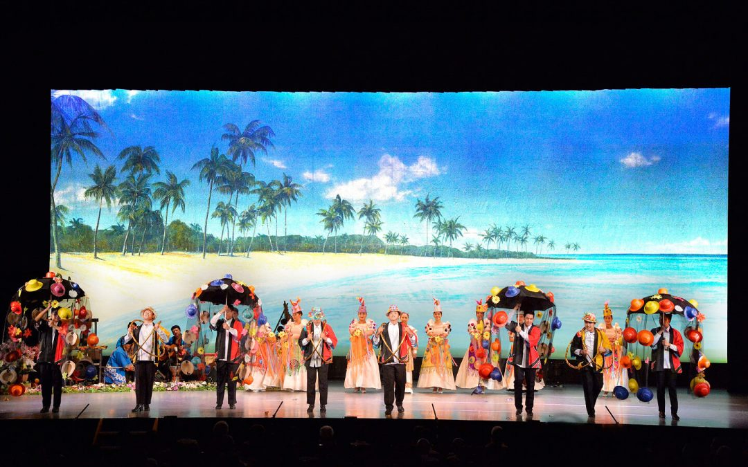 The Bayanihan Delights Audiences with Rich Diversity of Filipino Culture