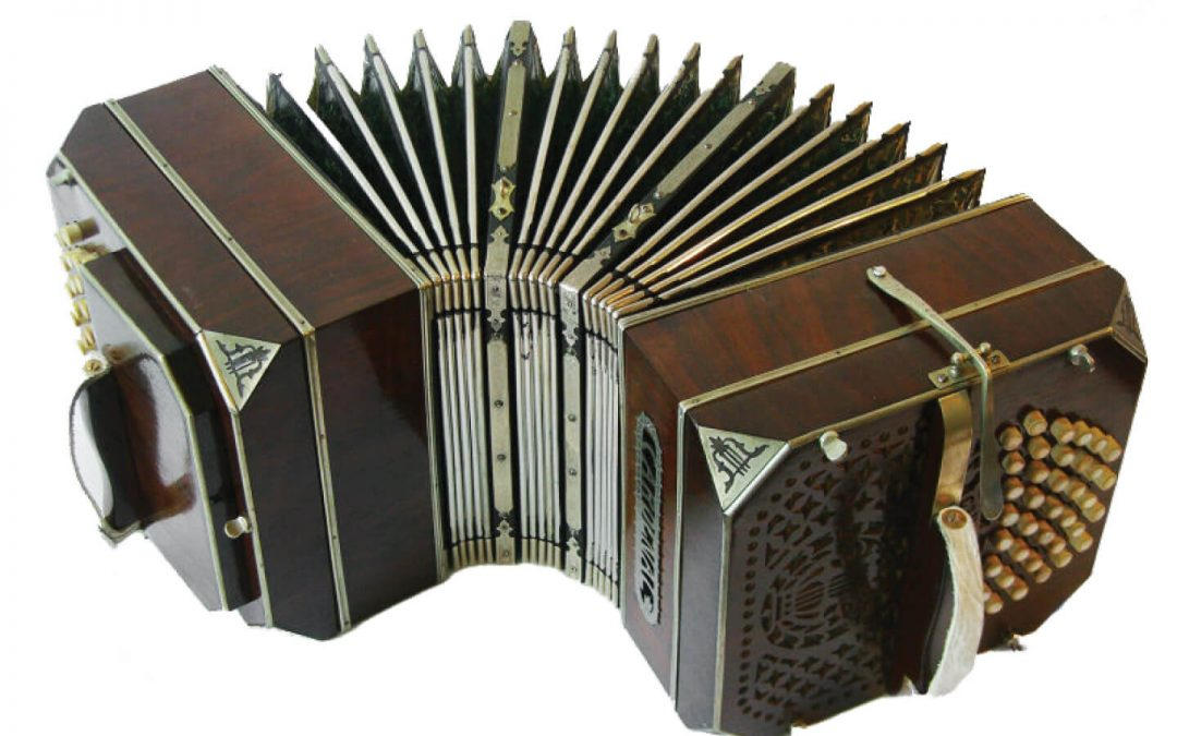 The Bandoneon: Voice and Soul of Tango Music