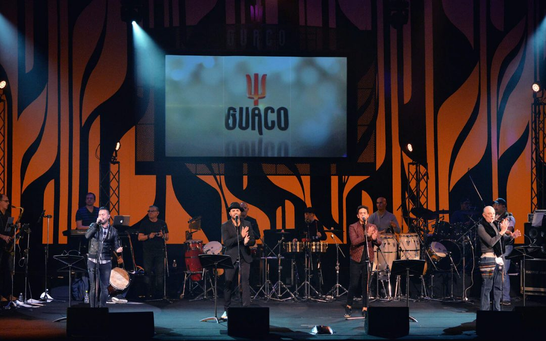 Guaco Lands in Japan with their Energetic, Tropical Latin-Caribbean Sound and Passion