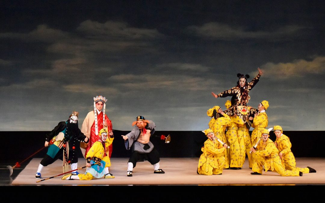 Performance of Classical Chinese Opera Masterpieces Mesmerizes Japanese Audiences