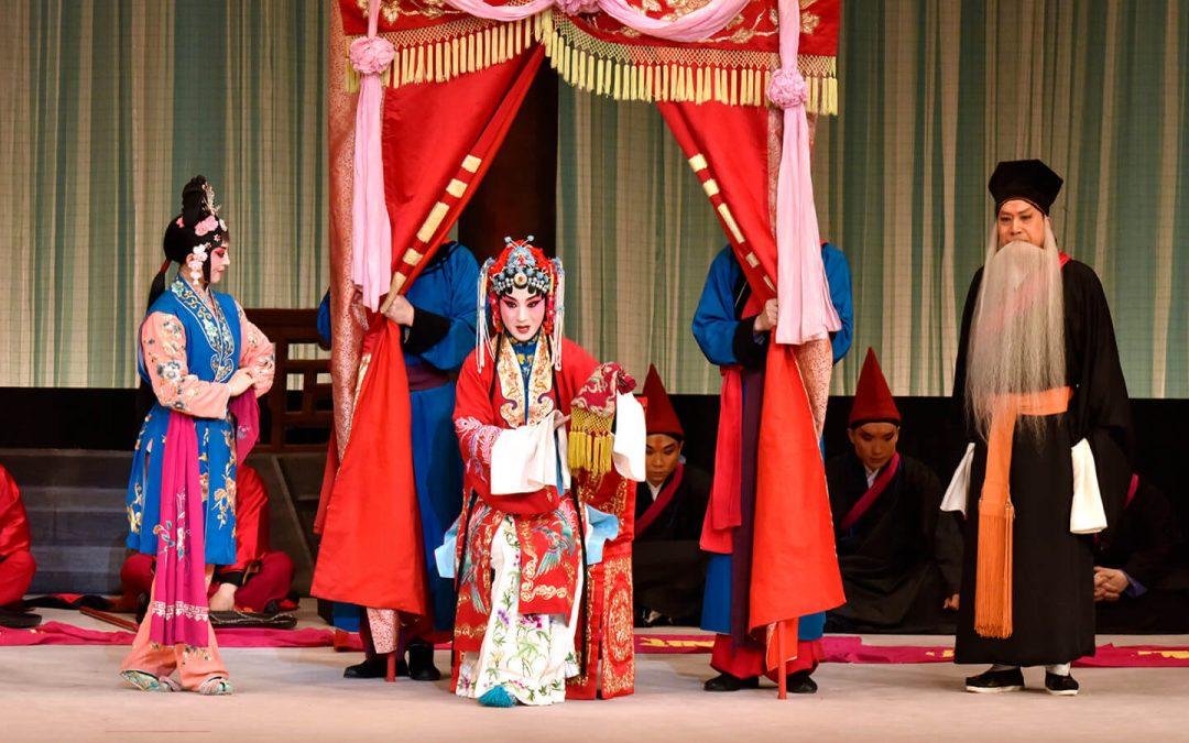 Interview with Yu Kuizhi and Li Shengsu of the China National Peking Opera Company (CNPOC)