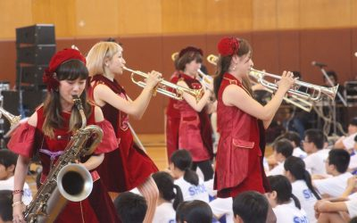 Sixty-First Tohoku Hope Concert Held in Fukushima
