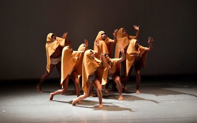 Colombian Periferia Dance Company Speaks the Language of Dance
