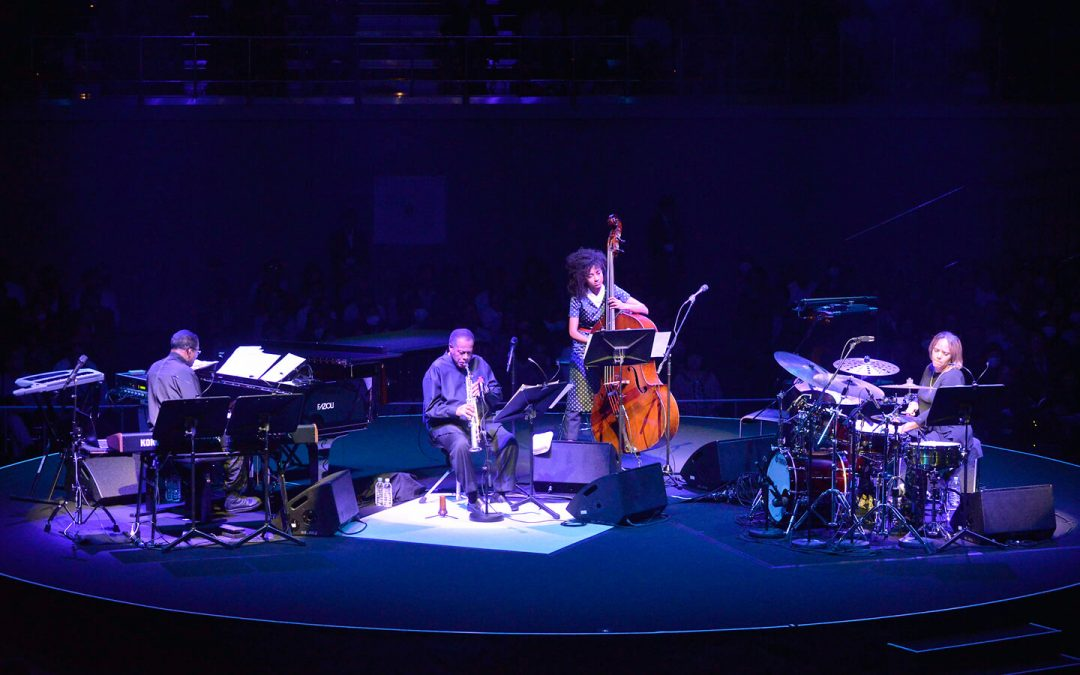 Legendary Jazz Giants Inspire their Japanese Audience with Improvisation and Philosophy