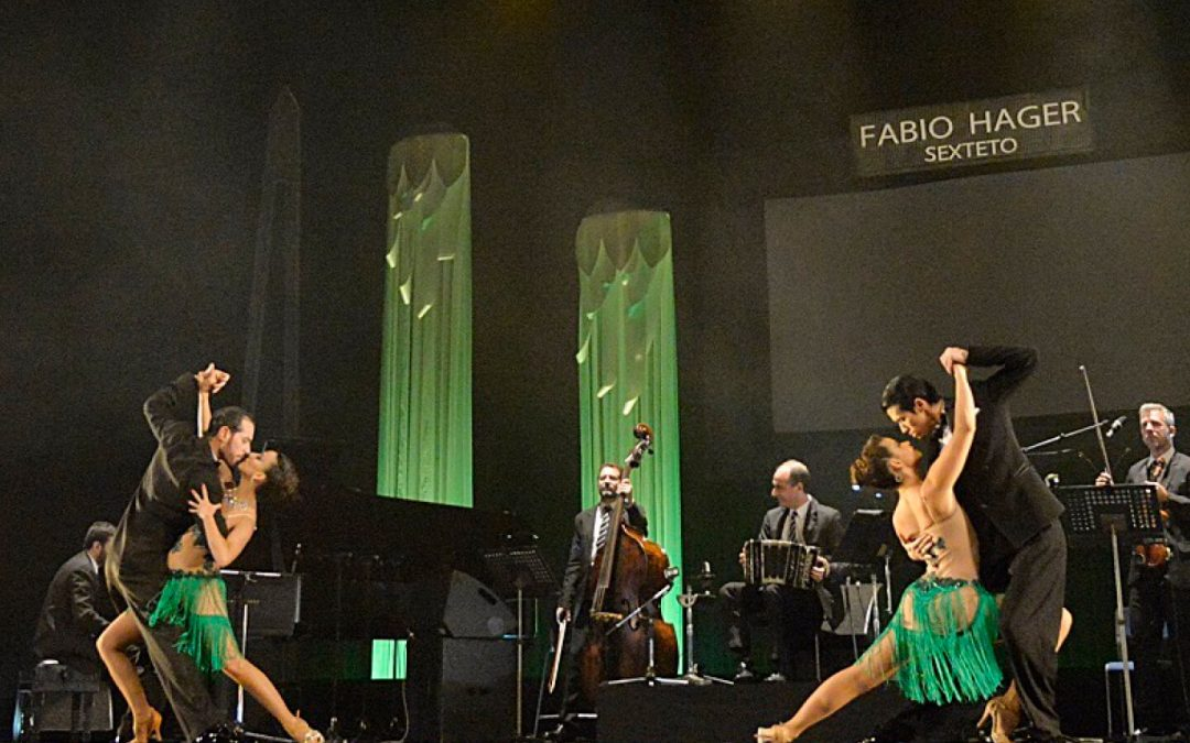 Min-On Tango Series: The Soul of Maestros