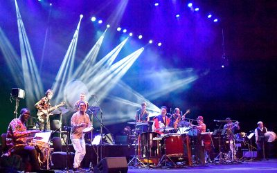 The Musical Innovation of Earth Rhythm Stomps to a Global Beat