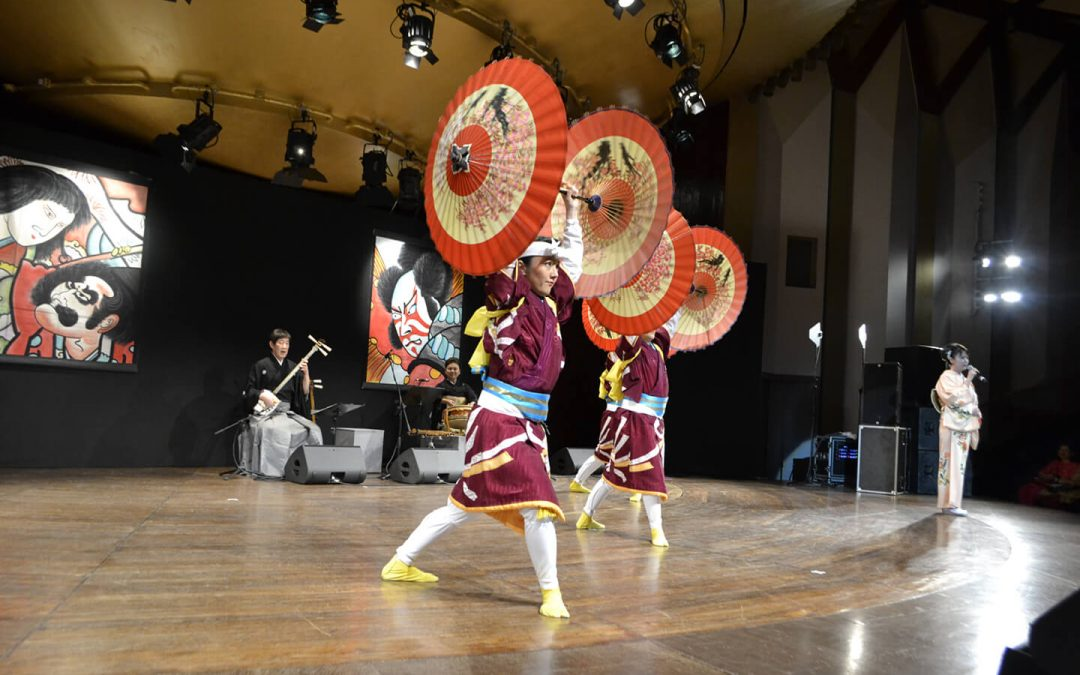 Cultural Envoy from Japan Celebrates Long Friendship with India