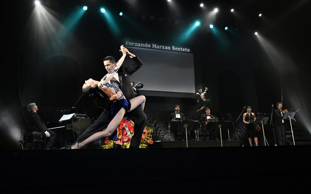 Move your Body, Move your Soul: Min-On Tango Series' 50-year Milestone