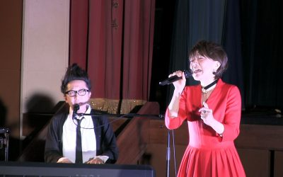 Min-On School Concert Held at Oono Elementary School in Tokushima
