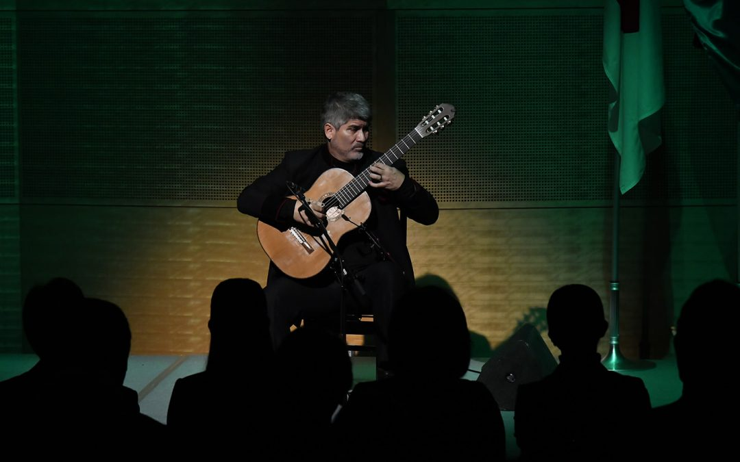 Bolivian Guitarist Piraí Vaca Shows the Power of Emotion in Music