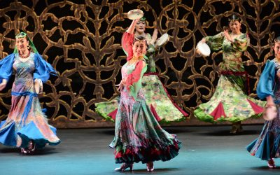 The Yoko Komatsubara Spanish Dance Company Dispatched to Taiwan