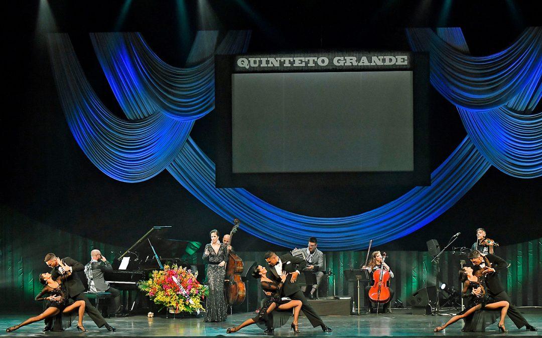 The Min-On Tango Series Presents Quinteto Grande