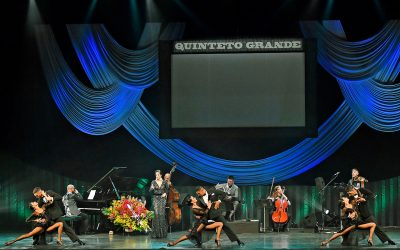 The Min-On Tango Series Presents Quinteto Grande