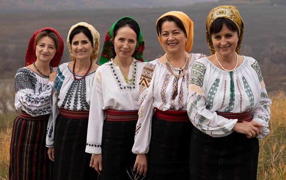 Min-On Music Journey No. 02: Republic of Moldova
