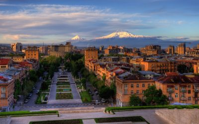 Min-On Music Journey No. 01: The Republic of Armenia