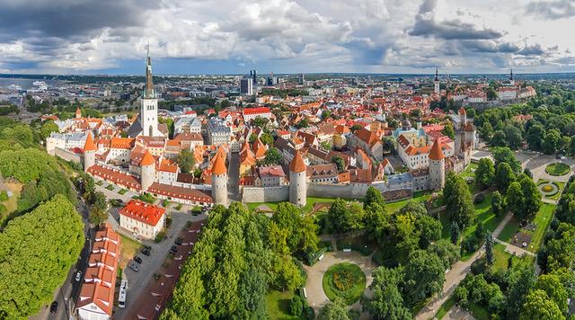 Min-On Music Journey No. 06: Republic of Estonia