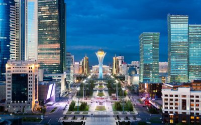 Min-On Music Journey No. 12: The Republic of Kazakhstan