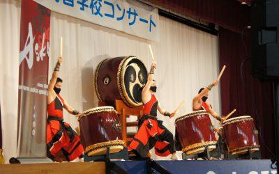 Min-On School Concert Held in Higashikagawa City, Kagawa