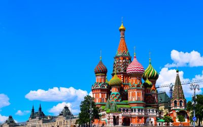 Min-On Music Journey No. 19: The Russian Federation