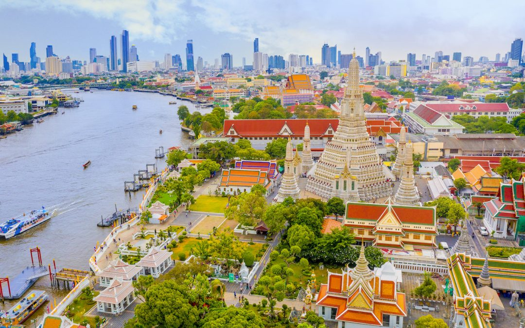 Min-On Music Journey No. 18: The Kingdom of Thailand