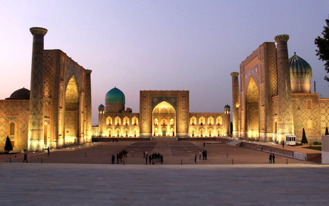 Min-On Music Journey No. 35: Republic of Uzbekistan