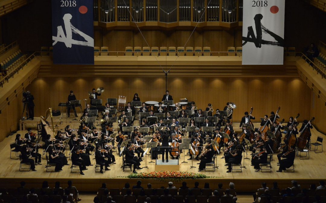 Min-On Competition Provides Hope to Conductors—Kentaro Kawase, the 2nd place in the 14th competition