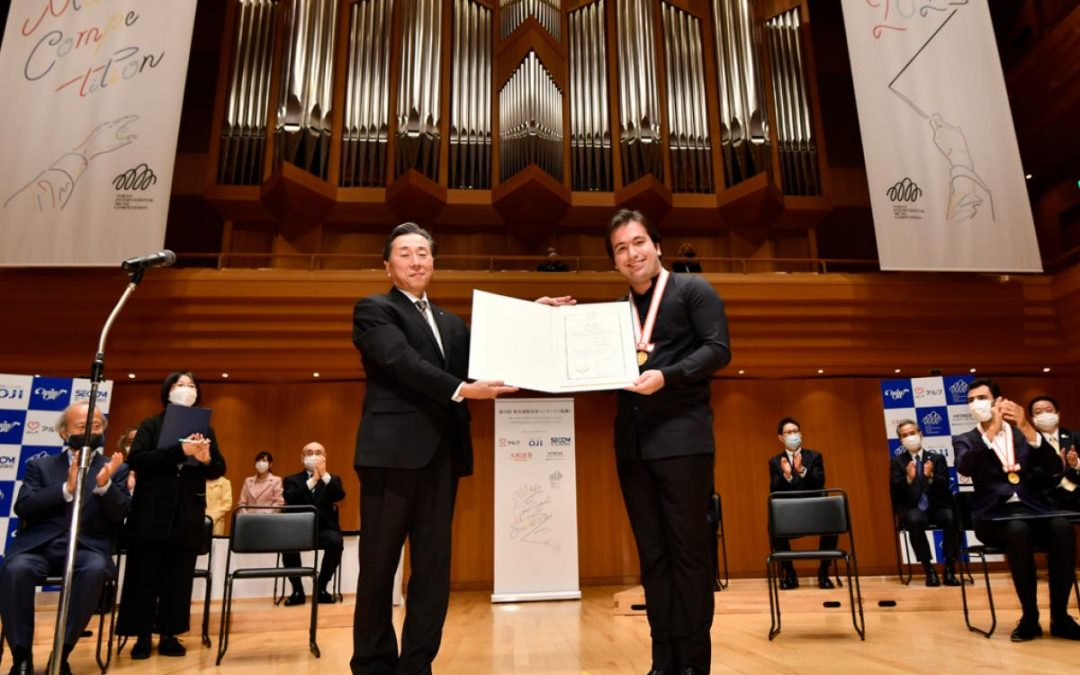 Results of The 19th Tokyo International Music Competition for Conducting