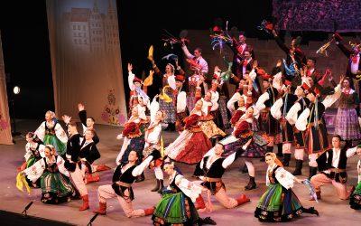 2019年10月至11月,波兰国立民族合唱舞蹈团Śląsk在日本公演