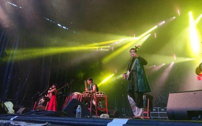 2019年6月,民音派遣日本傳統音樂藝術家前往法國Belfort和巴黎