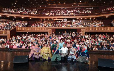 2019年10月第6屆Min-On Global Music Network(泰國)公演